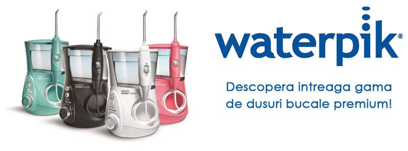 Dusuri bucale Waterpik Bluem