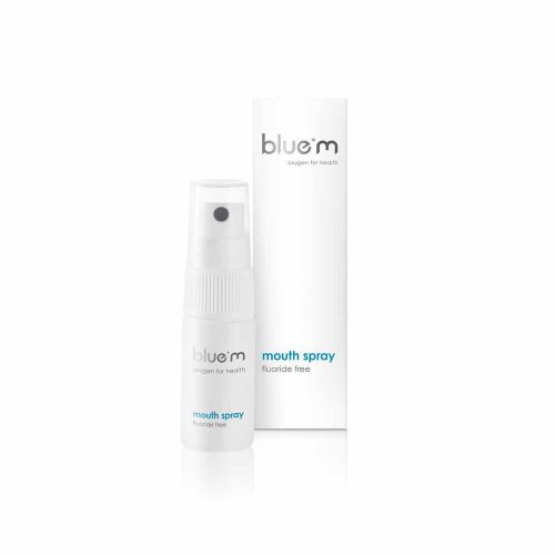 Spray de gura bluem®cu oxigen activ